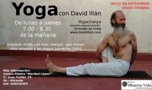 Inicio clases de Yoga