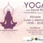 clases #YogaconDavid en Alicante